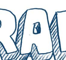 RAD2 Sticker