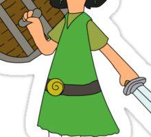 Louise Belcher as Link Sticker