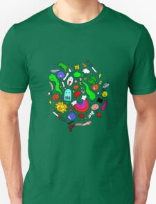 Coloured & Confused Unisex T-Shirt