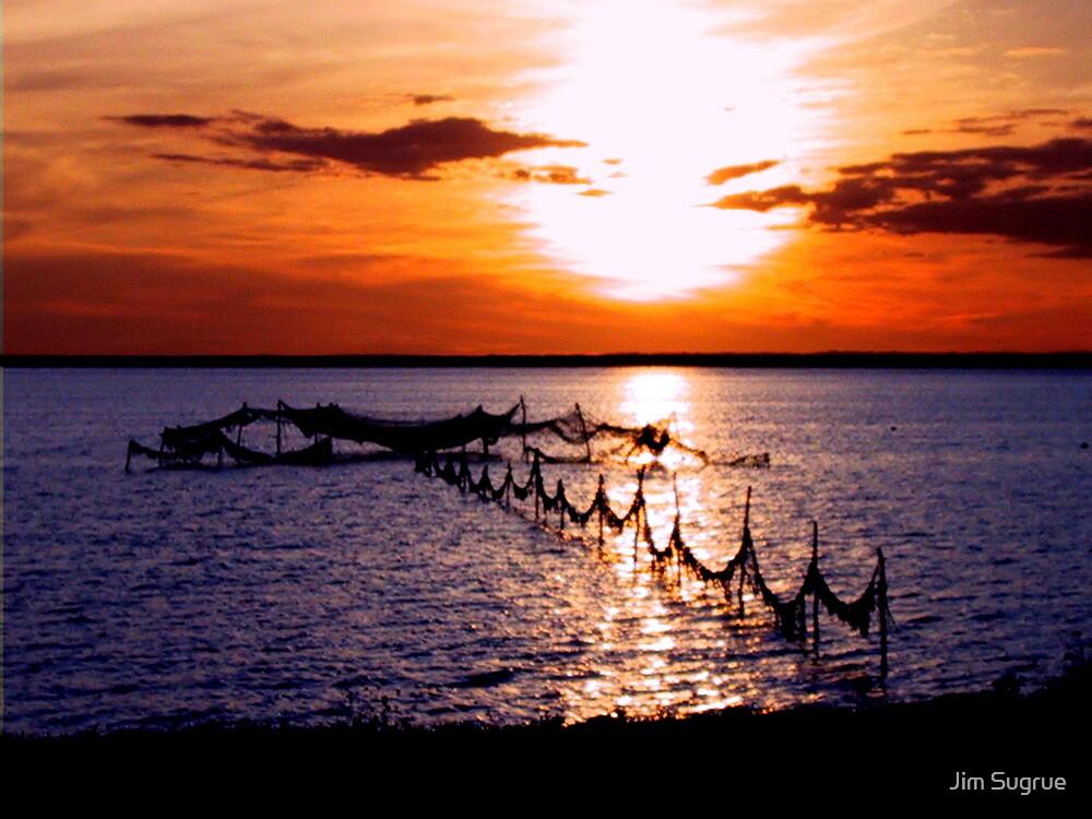 Sag Harbor Weir by Jim Sugrue