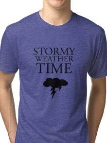 Storm Spirit - Stormy Weather Time! Tri-blend T-Shirt