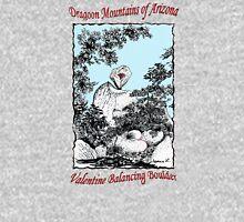 Valentine Balancing Rock in the Arizona Dragoon Mountains Unisex T-Shirt