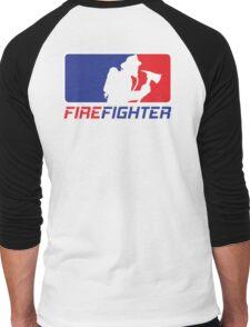Professional Firefighting League Apparel Men's Baseball ¾ T-Shirt