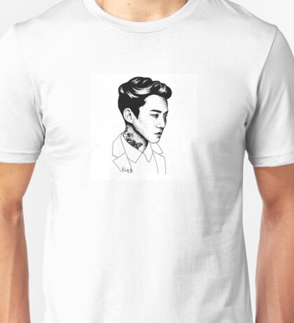 2PM Lee Junho Dotwork Unisex T-Shirt