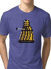"""Exterminate!  Exterminate!"" Tri-blend T-Shirt"