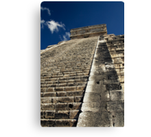 The Reign of the Mayans Canvas Print