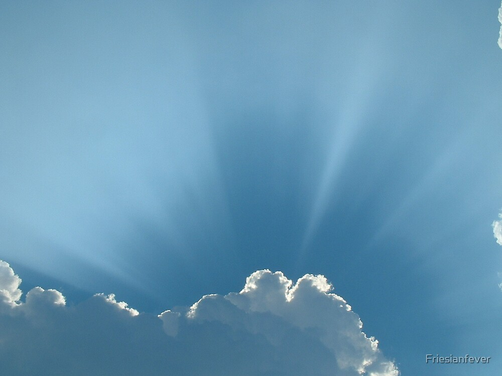 Sunburst 2 by Friesianfever