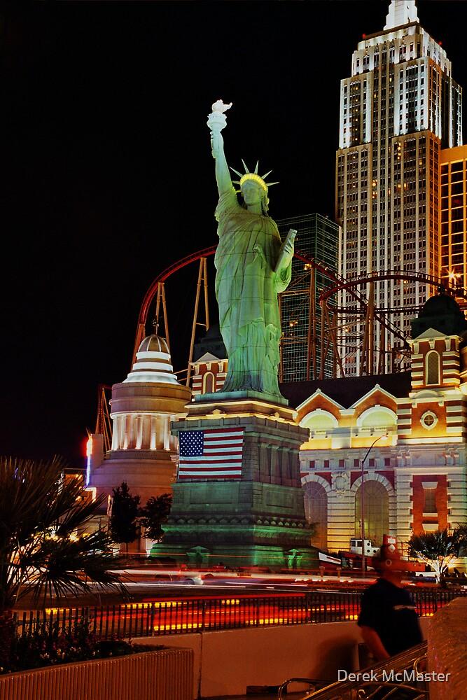Viva Las Vegas 1 by Derek McMaster