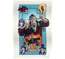 Venture Brothers - Doctor Orpheus Poster