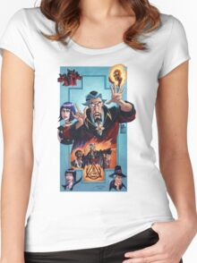 Venture Brothers - Doctor Orpheus Women's Fitted Scoop T-Shirt