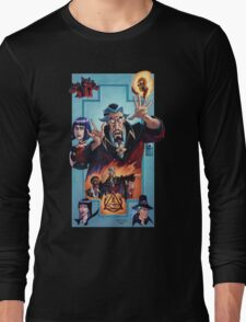 Venture Brothers - Doctor Orpheus Long Sleeve T-Shirt