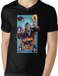 Venture Brothers - Doctor Orpheus Mens V-Neck T-Shirt