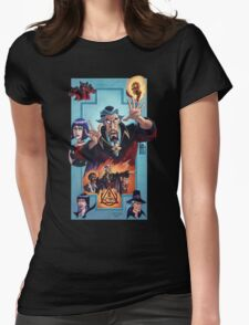 Venture Brothers - Doctor Orpheus Womens Fitted T-Shirt