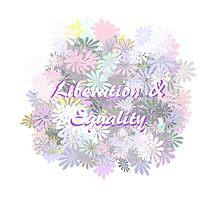Liberation and equality by edwardvsdamon