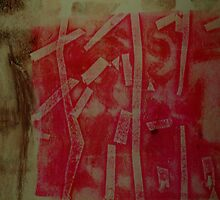 Monotype VII by Susan Grissom