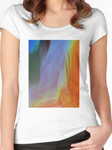 On the Rocks Women's Fitted Scoop T-Shirt