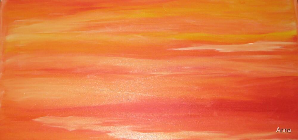 'Orange' (2007) by Anna