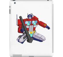 Pinup Optimus iPad Case/Skin