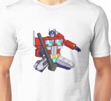 Pinup Optimus Unisex T-Shirt