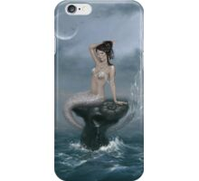 Moon Tide Mermaid iPhone Case/Skin