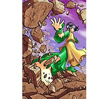 Avatar: The Last Airbender - Toph Photographic Print