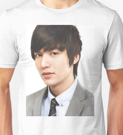 Lee Min Ho 7 Unisex T-Shirt