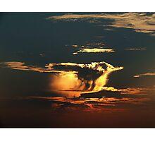 Sunset Drama 10 Photographic Print