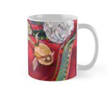 """Study in Red"" mug Mug"