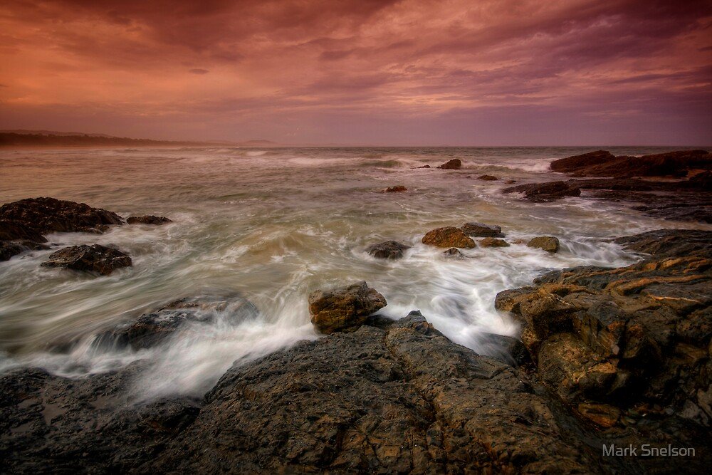 Moonee Beach 2 by Mark Snelson