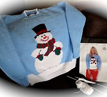 KNIT ONE, PURL ONE! by Marilyn Grimble