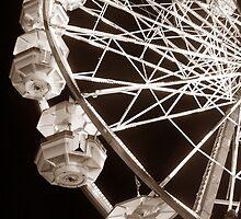 Ferris Wheel by phototherapist