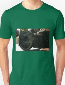 Canon Camera Unisex T-Shirt