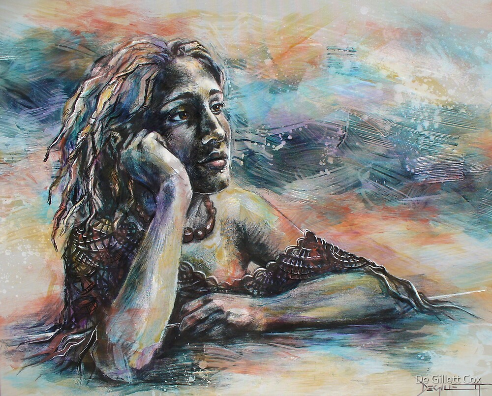 Daughter Mine by De Gillett