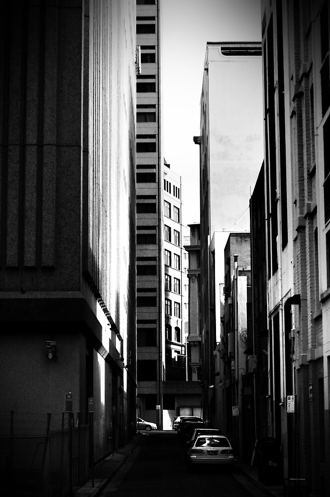 City Alley by delived