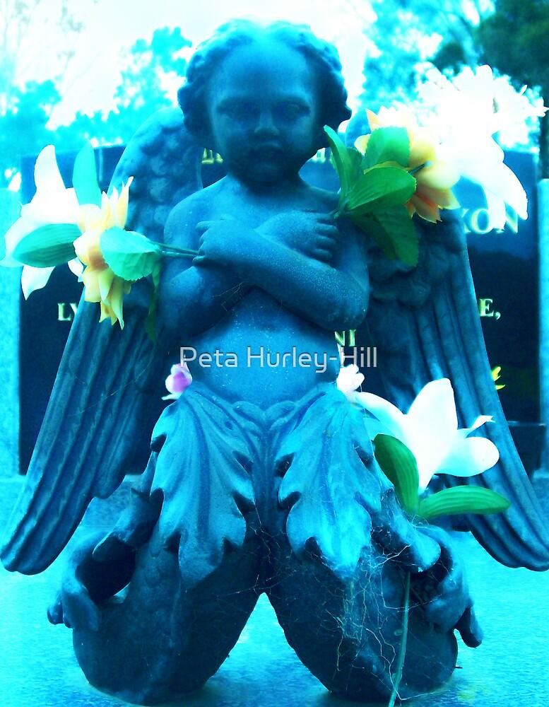 mermaid angel by Peta Hurley-Hill