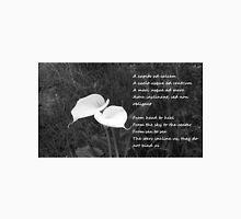 Isayah Kuhlmann Poetry Unisex T-Shirt