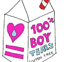 100% BOY TEARS by nathealylol