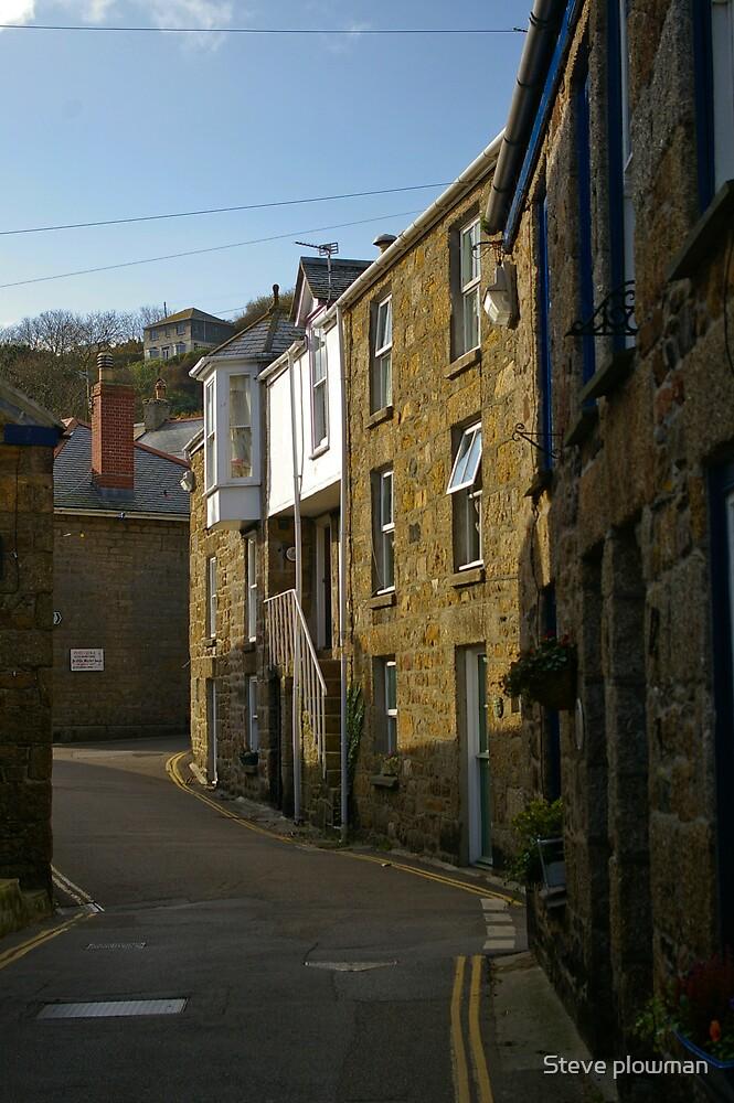 Quaint streets. by Steve plowman