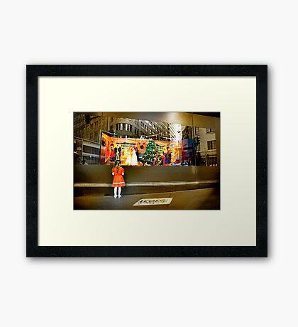 Christmas Dreaming 2007 Framed Print
