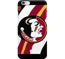 Fighting Seminoles! iPhone Case/Skin