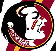 Fighting Seminoles! by peasandkaris