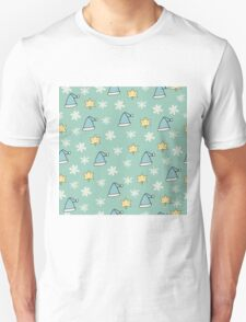 Christmas pattern Unisex T-Shirt