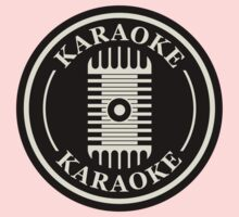Karaoke B&W Kids Clothes