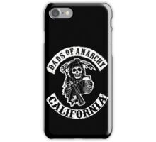 DADS OF ANARCHY iPhone Case/Skin