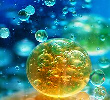 The Birth of Bubbles by berndt2