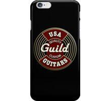 USA Guild Vintage iPhone Case/Skin