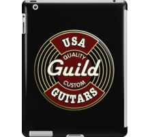 USA Guild Vintage iPad Case/Skin