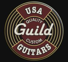 USA Guild Vintage by yober