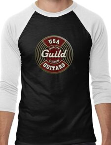 USA Guild Vintage Men's Baseball ¾ T-Shirt