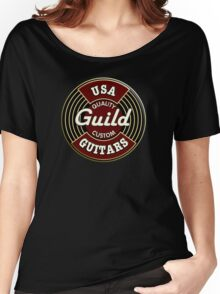 USA Guild Vintage Women's Relaxed Fit T-Shirt